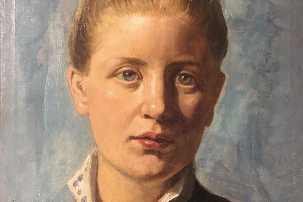 Portrætmaleri.